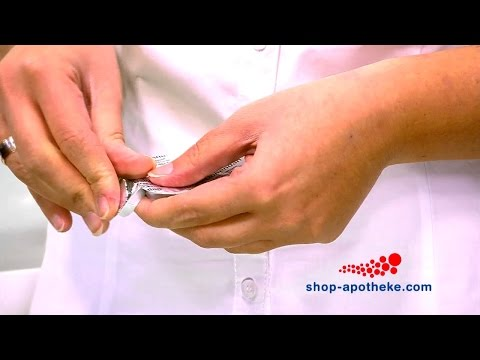Die Behandlung der Wirbelsäule nach dem System norbekowa
