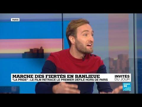 """""""C'est plus difficile d'être gay en banlieue qu'à Paris"""""""