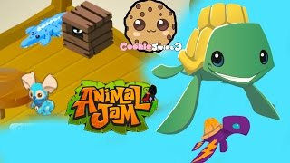 Cookieswirlc Plays Online ANIMAL JAM Gaming Video Creating Character