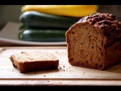 Video How to Make Gluten + Dairy Free Zucchini Bread