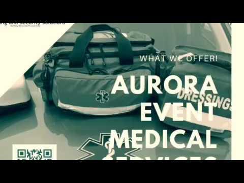 Aurora Event Medical Services