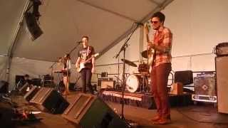 Houndmouth - Can You Get To That (Funkadelic cover) live @ Hogs for the Cause 3-29-14
