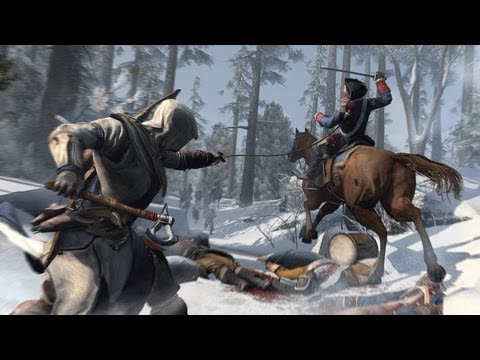 New Assassin's Creed III Trailer Stars An Arsenal Of Very Lethal Weaponry