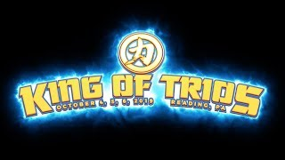 CHIKARA: 48 wrestlers. 16 trios. The biggest tournament in all of pro-wrestling!