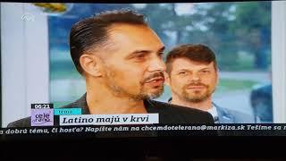 Marco Pillo - Salsa Band (TV Markiza Telerano 2018)