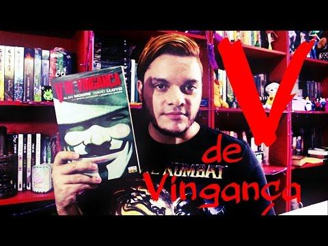 #VEDA 26 | V de Vingança | #039 Li e adorei