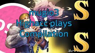 mugio3 - Highacc plays compilation