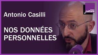 """Antonio Casilli : """"Vie privée, les travailleurs de la donnée"""""""