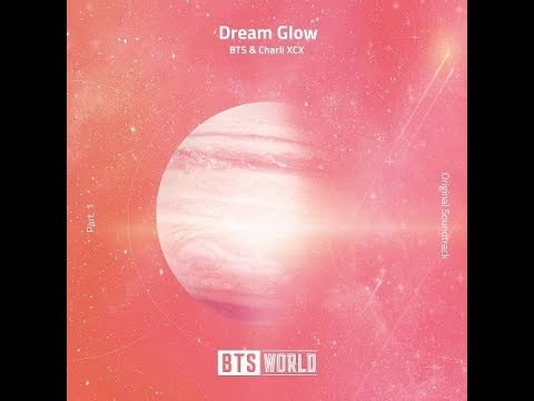 [1 HOUR LOOP / 1 시간] BTS (방탄소년단), Charli XCX - Dream Glow (BTS WORLD OST Part. 1) - NEVERLAND K-CHANNEL