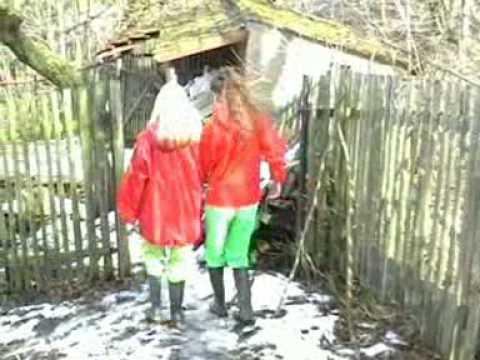 Regensachen (Nadine & Sandy)