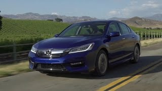 2017 Honda Accord Hybrid: Three motors, no transmission (CNET On Cars, Episode 95)