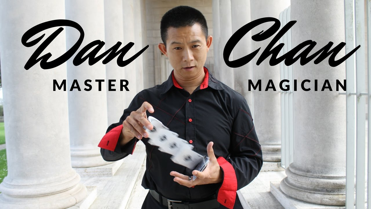 Dan Chan Magician