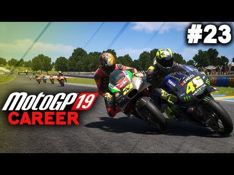 MotoGP 19 Career Mode Gameplay Part 23 - FANTASTIC RESULT! (MotoGP 2019 Game Career Mode PS4 / PC)