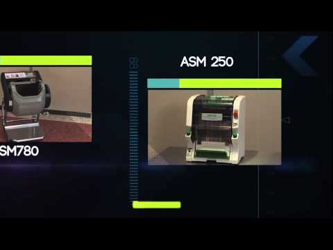 ASM 450 CE Sushi Maker  Video