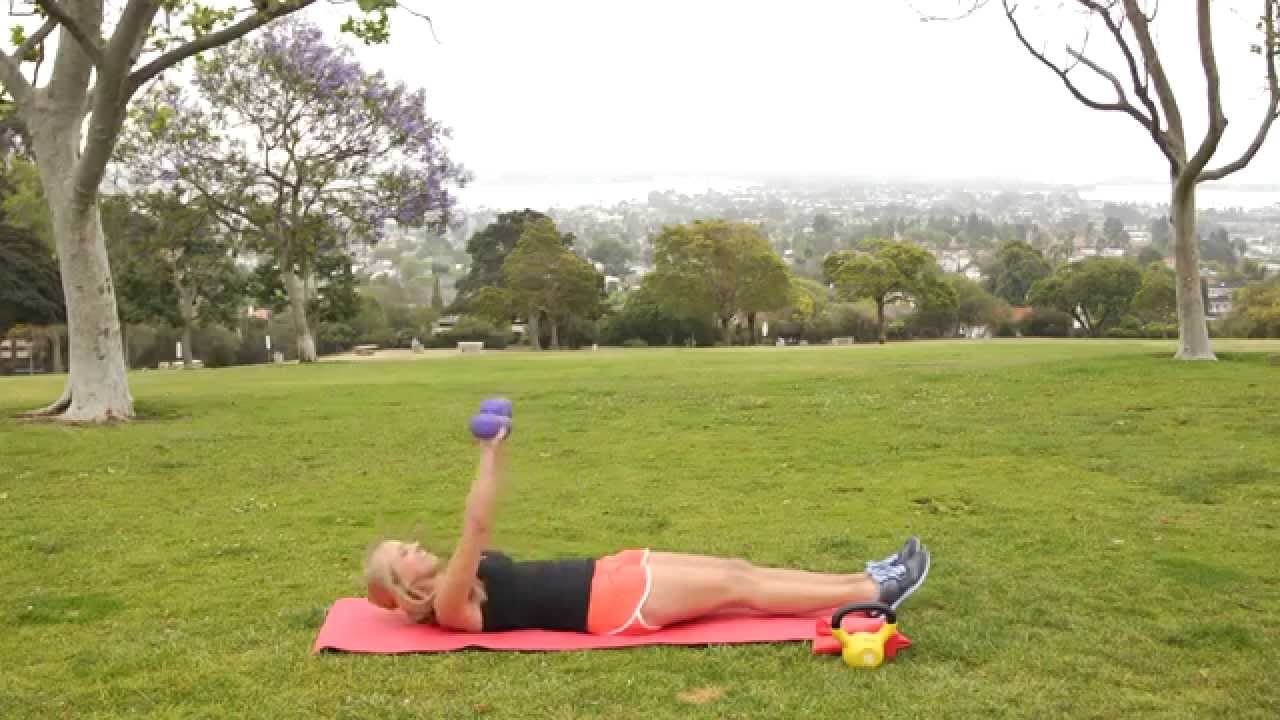 Two Week Workout for your Perfect Body