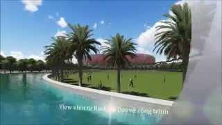 ĐATN Sân Vận Động 60.000 chỗ SVTH Nguyễn Thị Thu Nga Khoa Kiến Trúc Hồng Bàng