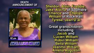 Angela Lucia William long