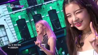 ICY   ITZY(있지)  [뮤직뱅크 Music Bank] 20190823