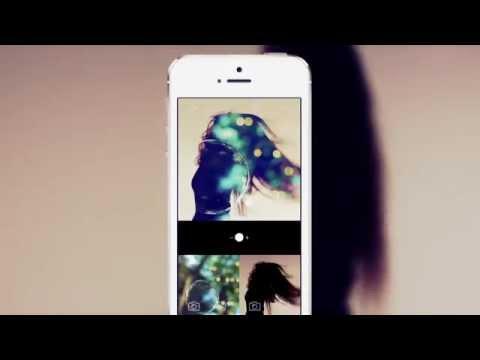 Video of Diana Photo - double exposure