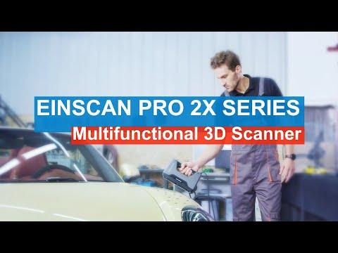 Shining 3D Laser Scanner