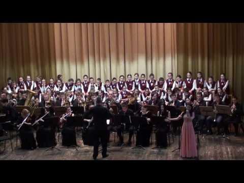 Слова и музыка Анны Петряшевой «Я хочу, чтобы не было больше войны»