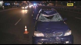 Моторошна дорожня аварія сталася напередодні у столиці
