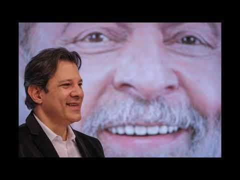Associado diretamente a Lula, Haddad soma 22% e ultrapassa Bolsonaro
