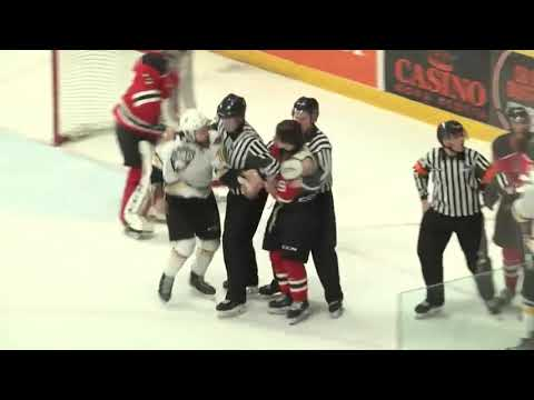 Kyle Havlena vs. Edouard Cournoyer