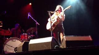 """Marrow"", Ani DiFranco - Paris, Septembre 2014"