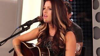 """CASSADEE POPE """"WASTING ALL THESE TEARS"""" ACOUSTIC LIVE PERFORMANCE"""