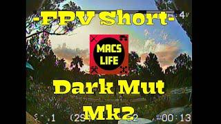 FPV Shorts - Dark Mut Mk2 Almost Tuned Flight Short