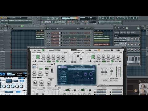 Avicii - Wake Me Up! incl. accapella ( fl studio remake) HD HQ