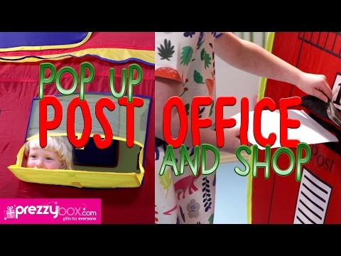Post Office Shop Pop Up
