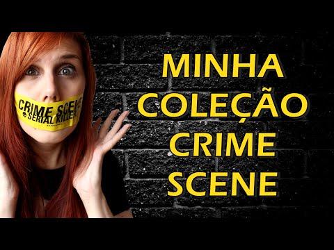 COLEÇÃO CRIME SCENE | LIVROS SOBRE PSICOPATAS