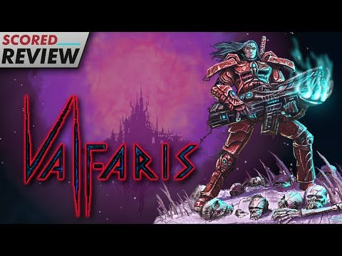 Valfaris – SCORED REVIEW | Into the Pantheon of Action Games! video thumbnail