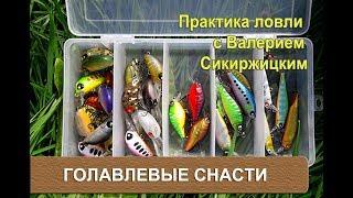 Снасти для ловли голавль