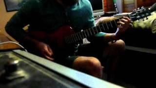 Organ Grinder guitar cover - Every Time I Die