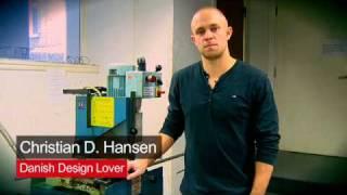 Chritian D. Hansen, Danish Design Lover