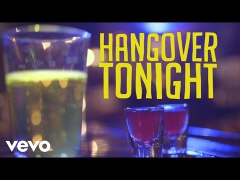 Hangover Tonight Lyric Video