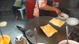 Тайские блины в Паттайе