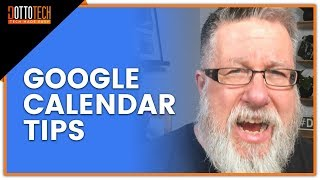 5 must-know Google Calendar tips and tricks