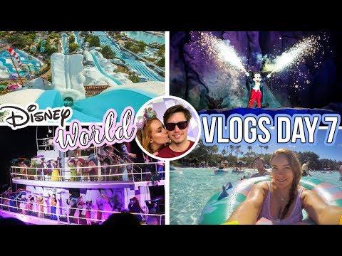 Walt Disney World Vlog 4 – Fantasmic Dessert Party Review