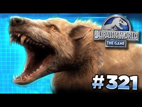 A New Glacier Creature! || Jurassic World - The Game - Ep321 HD