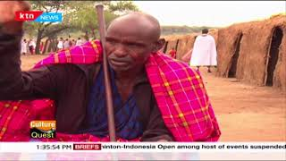 Why Maasai Warriors apply the red dye on their heads