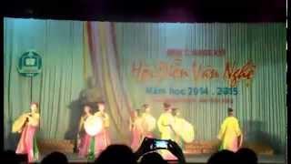 preview picture of video 'Múa: LK Hương Sắc Việt Nam'