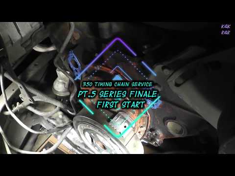 Download How To Diagnose Replace Any Chevy 350 Timing Chain Pt5