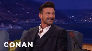 How Frank Grillo Maintains 5% Body Fat  - CONAN on TBS