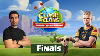 World Championship #3 Qualifier FINALS - Clash of Clans