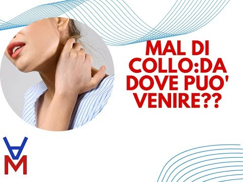 Yoga per reparto cervicothoracic di una spina dorsale di video