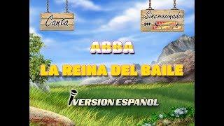 Abba - Dancing Queen karaoke (Versión Español)